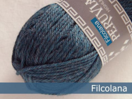 Peruvian Highland Wool- 814 Storm Blue (melange)