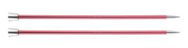 Knitpro Zing breinaalden met knop 6.5mm