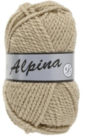 Lammy Yarns Alpina 6: kleur 015