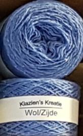Klazien's Kreatie Wol/Zijde: 28 Surf