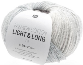 Fashion Cotton Light en Long 005