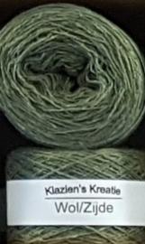 Klazien's Kreatie Wol/Zijde: 16 Moss
