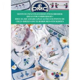Dmc borduurboekje 12805
