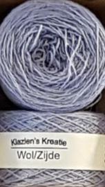 Klazien's Kreatie Wol/Zijde: 23 Frost