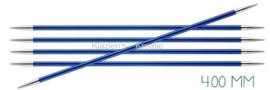 Knitpro Zing breinaalden zonder knop 4mm