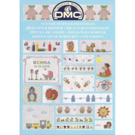 Dmc borduurboekje 14226