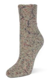 Rellana Flotte Socke: Tweed 1332