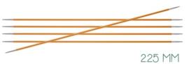 Knitpro Zing breinaalden zonder knop 2.25mm