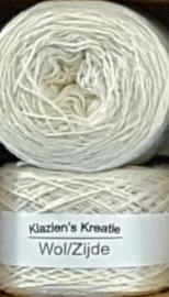 Klazien's Kreatie Wol/Zijde