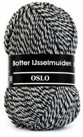 Botter IJsselmuiden - Oslo 008 Zwart/Grijs/Beige