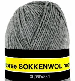 Scheepjes Noorse Sokkenwol 6857 grijs
