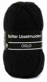 Botter IJsselmuiden - Oslo 009 Zwart