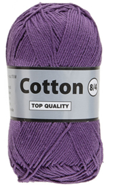 Lammy Yarns: Cotton 8/4 - kleur 849