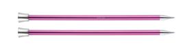 Knitpro Zing breinaalden met knop 10mm