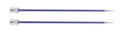 Knitpro Zing breinaalden met knop 4.5mm