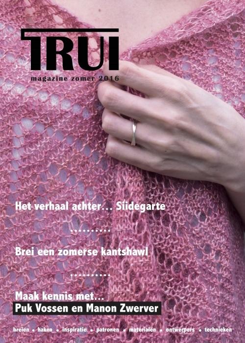 Trui magazine zomer 2016