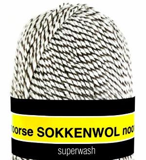 Scheepjes Noorse Sokkenwol 6850 Bruin/Beige