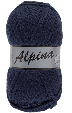Lammy Yarns Alpina 6: kleur 890