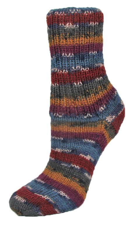 Rellana Flotte Socke Magic 1305