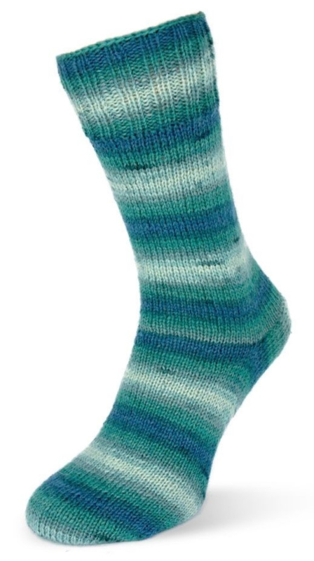 Rellana Flotte Socke Degrade 1462