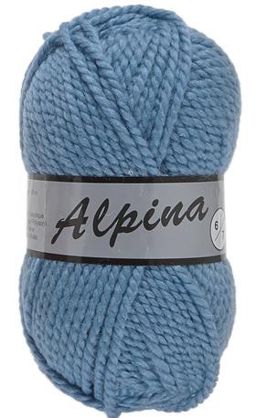 Lammy Yarns Alpina 6: kleur 457