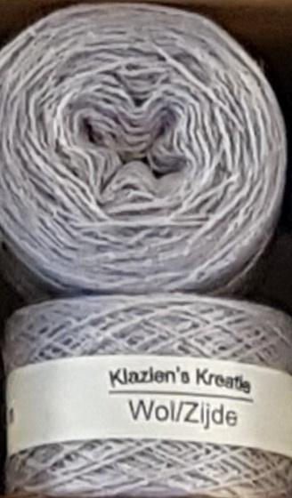 Klazien's Kreatie Wol/Zijde: 33 Seagull