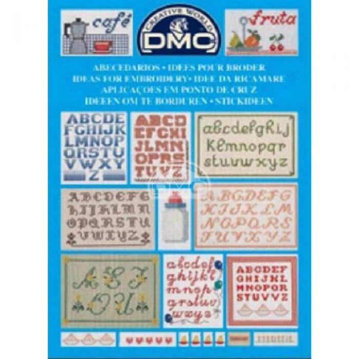 Dmc borduurboekje 14098