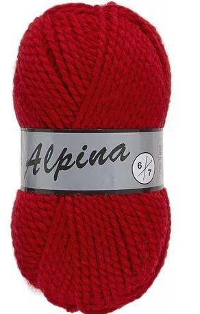 Lammy Yarns Alpina 6: kleur 043