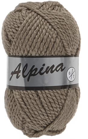 Lammy Yarns Alpina 6: kleur 027