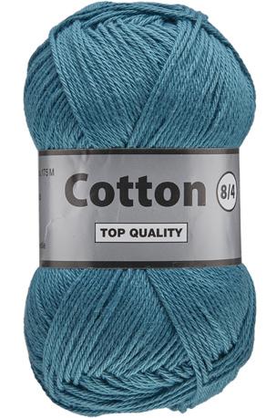 Lammy Yarns: Cotton 8/4 - kleur 457