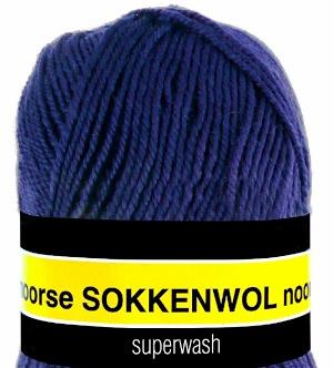 Scheepjes Noorse Sokkenwol 6865 Blauw