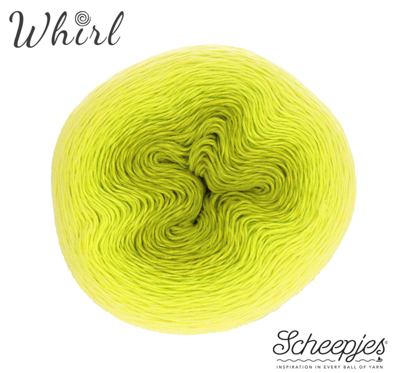 Scheepje Whirl Ombre 563