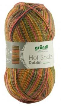 Grundl Hot Socks Dublin: 04