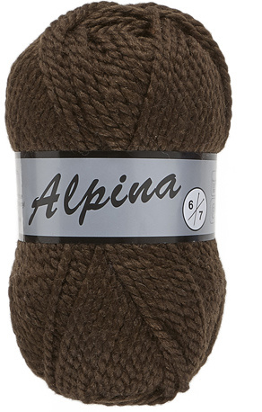 Lammy Yarns Alpina 6: kleur 049