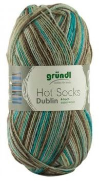 Grundl Hot Socks Dublin: 07