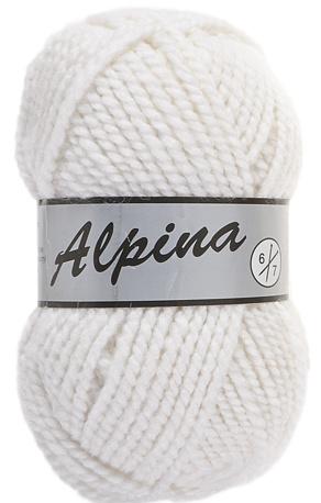 Lammy Yarns Alpina 6: kleur 005