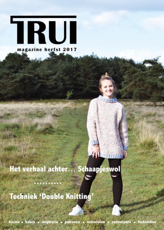 Trui magazine herfst 2017
