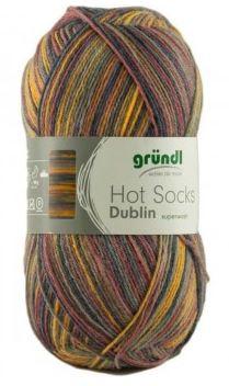 Grundl Hot Socks Dublin: 06