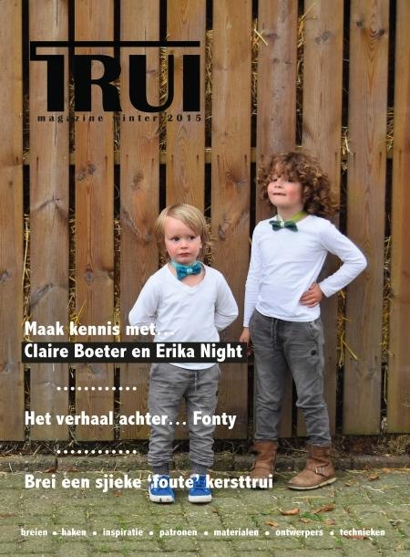 Trui magazine winter 2015