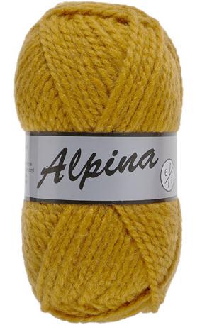 Lammy Yarns Alpina 6: kleur 350