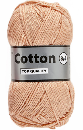 Lammy Yarns: Cotton 8/4 - kleur 214