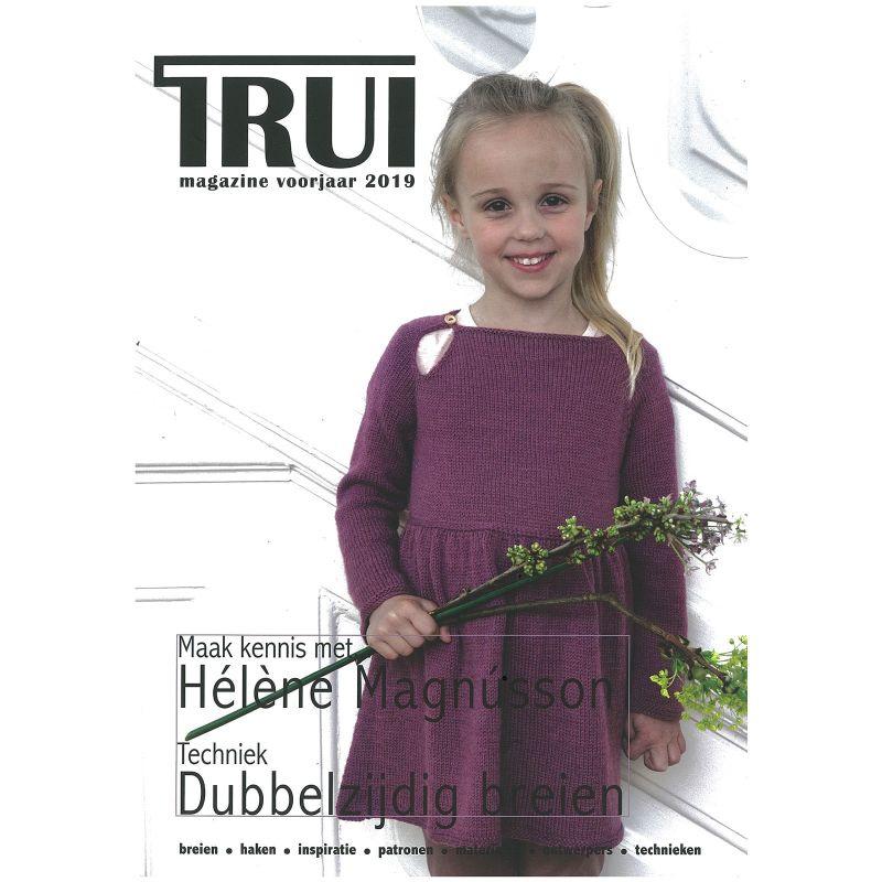 Trui magazine voorjaar 2019