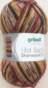 Grundl Hot Socks Sherwood: 06