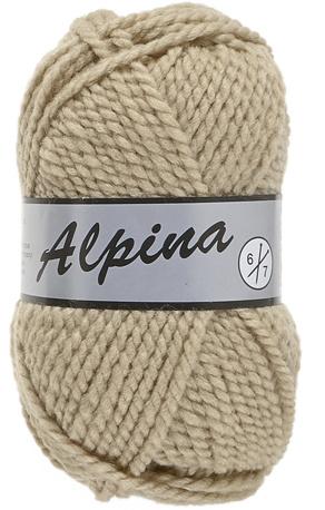 Lammy Yarns Alpina 6: kleur 015