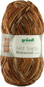 Grundl Hot Socks Sherwood: 05