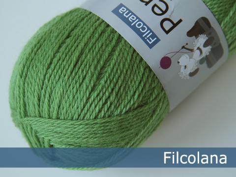 Filcolana Pernilla:  824 parrot green (melange)