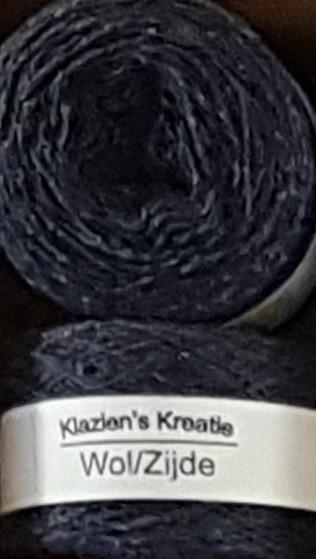 Klazien's Kreatie Wol/Zijde: 36 Raven