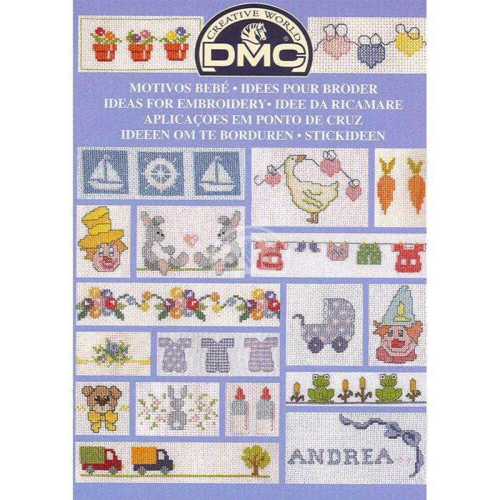 Dmc borduurboekje 12914