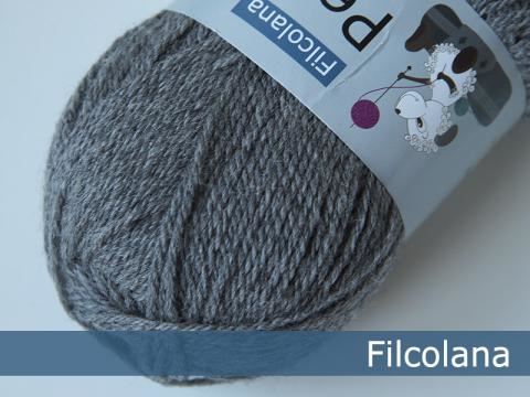 Filcolana Pernilla: 955 medium grey (melange)