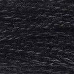 DMC Borduurzijde 17MC  - 0310(zwart)